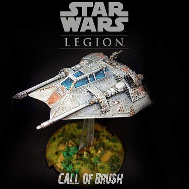 Mi T-47 Del juego Star Wars: Legion de @fantasyflightgames